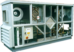 Adiabatic Cooling Air Handling Units